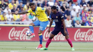 Marlon Santos enjoys unexpected 'unique opportunity'