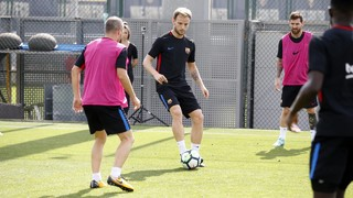 Rakitic: 'It was very important to start well'