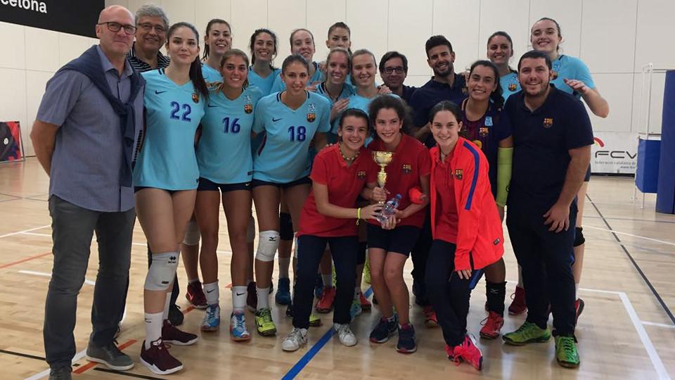 CHAMPION SPORTS Deportes campeón voleibol Trainer Set, Set de 6colores