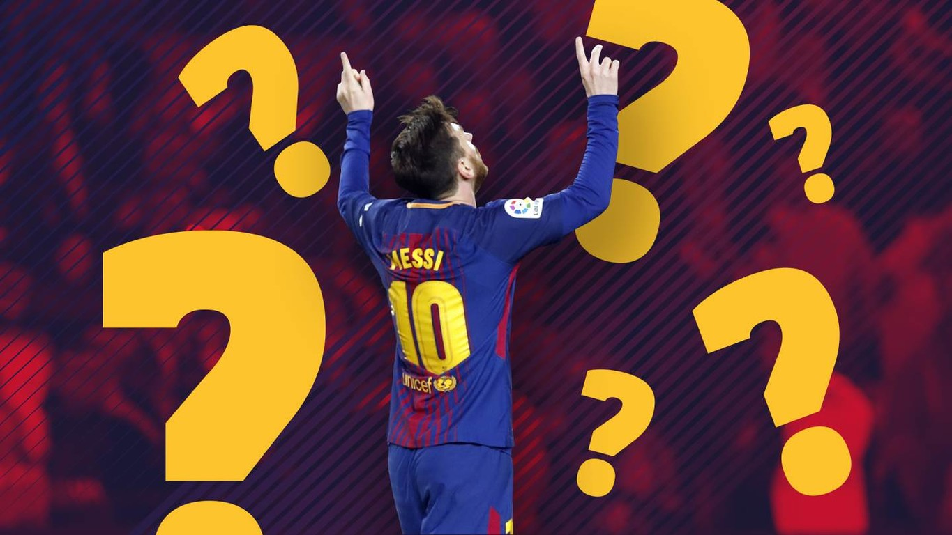 This Tuesday marks ten years of the Argentinian wearing his famous shirt number at FC Barcelona. A good time to put your Messi knowledge to the test!