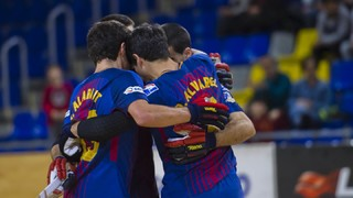 Barça Lassa v Recam Làser Caldes: Goal fest for leaders (7-2)