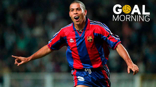 GOAL MORNING!!! Ronaldo vs Valladolid!