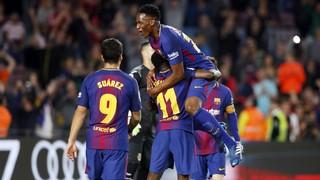 FC Barcelona - Vila-real (partit sencer)
