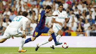 Real Madrid - FC Barcelona (1 minute)