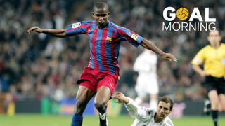 Goal Morning! Today is the day... El Clásico!