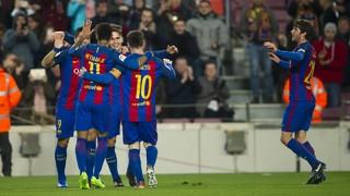 FC Barcelona 5 - Real Sociedad 2 (3 minutes)
