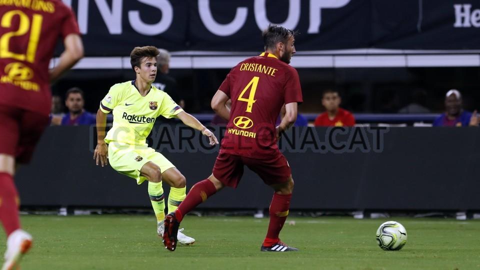 صور مباراة : برشلونة - روما 4-2 ( 01-08-2018 )  95181479