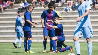 FCB Masia-Academy: Top goals 9-10 September