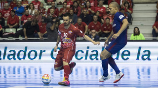 ElPozo Murcia 3 - FC Barcelona Lassa 1 (LNFS)