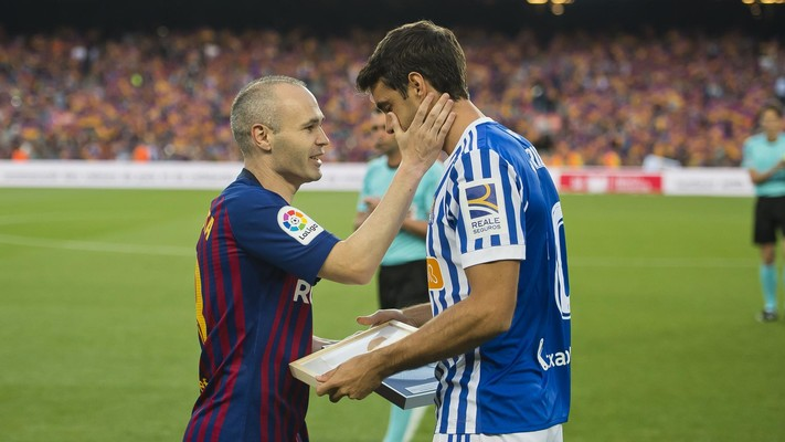 Football first team news official fc barcelona channel fc fc barcelona real sociedad 1 0 fandeluxe Images