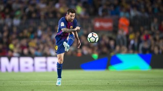 38º hat-trick del insaciable Messi
