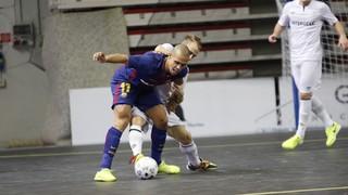 Chrudim 0 - Barça Lassa 2 (UEFA Futsal Cup)