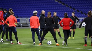 Olympique de Lyon - Barça: the Women's Champions League is back!