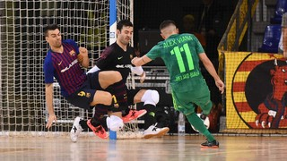 Barça Lassa – Record Bielsko-Biala: Una victòria patida, però d'or (3-1)