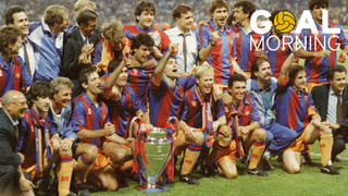 Goal Morning: It is 25 years today since Barça won the European Cup at Wembley!