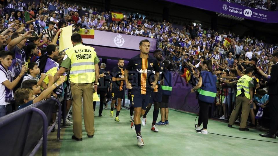 صور مباراة : بلد الوليد - برشلونة 0-1 ( 25-08-2018 )  96768425