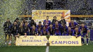 FC Barcelona 0-0 Espanyol (4-2)