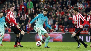 Athletic de Bilbao 2 - FC Barcelona 1 (3 minutes)