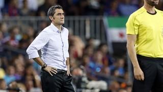 "Ernesto Valverde: ""Hem de mirar endavant"
