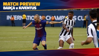 FC Barcelona - Juventus match preview