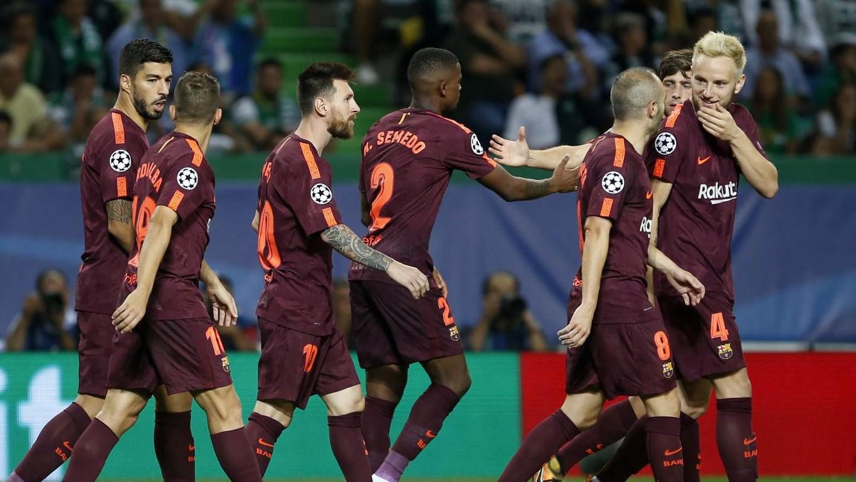 (beIN Sports, 20.45 hores) Els homes d'Ernesto Valverde visiten Torí amb la intenció de certificar l'accés a la següent ronda de la Lliga de Champions. Amb una victòria o un empat, els blaugrana s'asseguraran els pas als vuitens i com a primers de grup