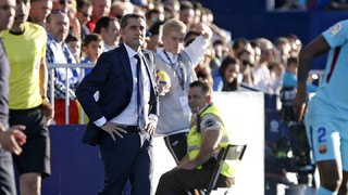 The FC Barcelona coach discusses how much his team 'values the win' against Leganés following a tough game