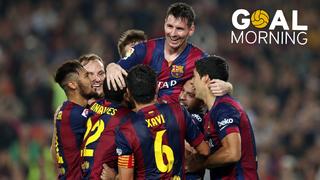 GOAL MORNING!!! Un dia com avui Messi superava Zarra com a màxim golejador de la Lliga!