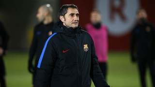 Ernesto Valverde: 'Deportivo are playing well at the moment'