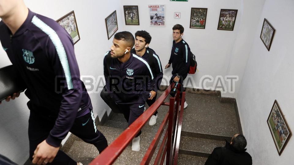 صور مباراة : رايو فاليكانو - برشلونة 2-3 ( 03-11-2018 )  102063889