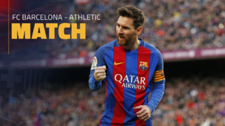 FC Barcelona 3 - Athletic Club 0