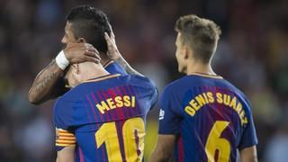 FC Barcelona 6 - Eibar 1 (3 minutes)