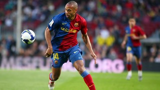 Barça Legends: Thierry Henry