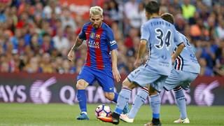 Every Leo Messi goal in the Gamper Trophy