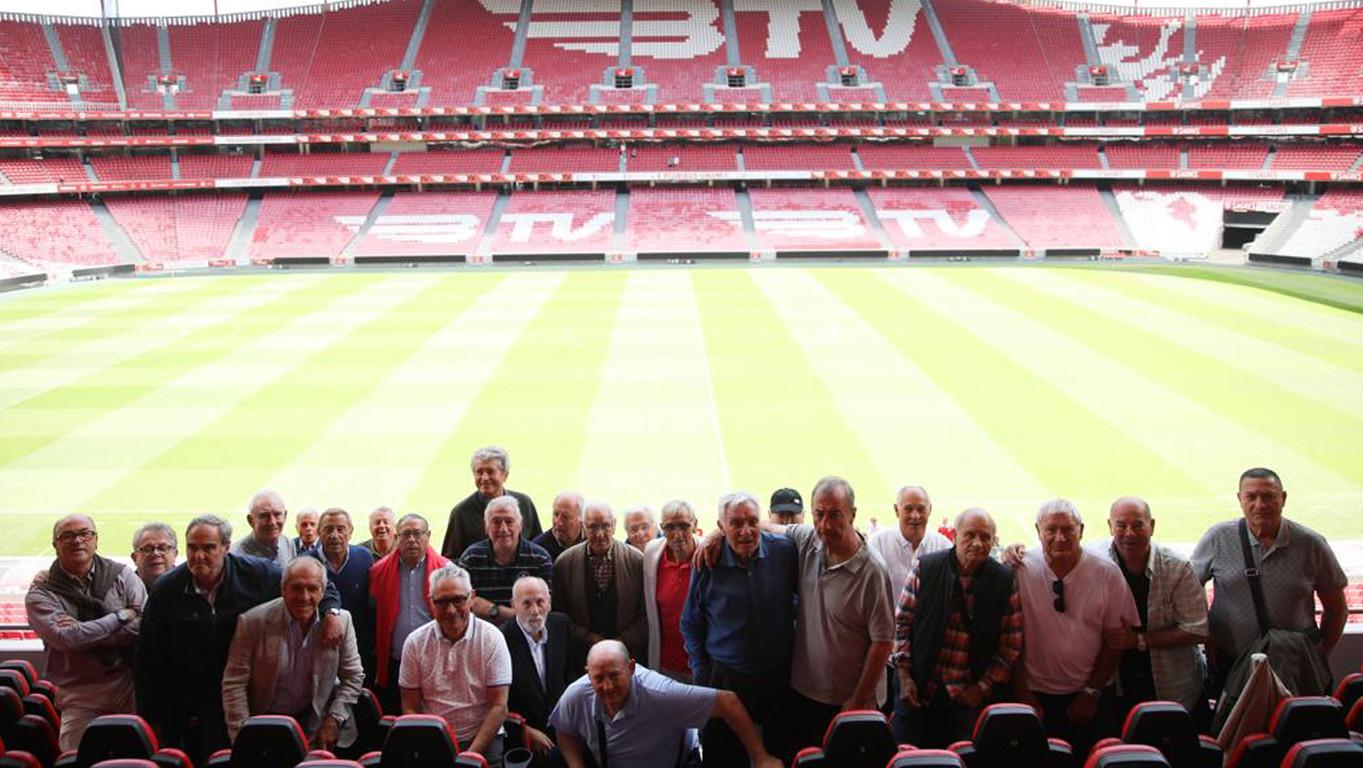 La capital portuguesa acull una nova edició de l'activitat organitzada per l'Agrupació dirigida als membres de l'entitat del primer equip i majors de 65 anys