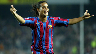 All of Ronaldinho goals with Barça (2005-08)