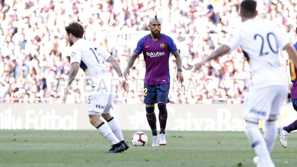 صور مباراة : برشلونة - بوكا جونيورز ( 16-08-2018 )  95974316
