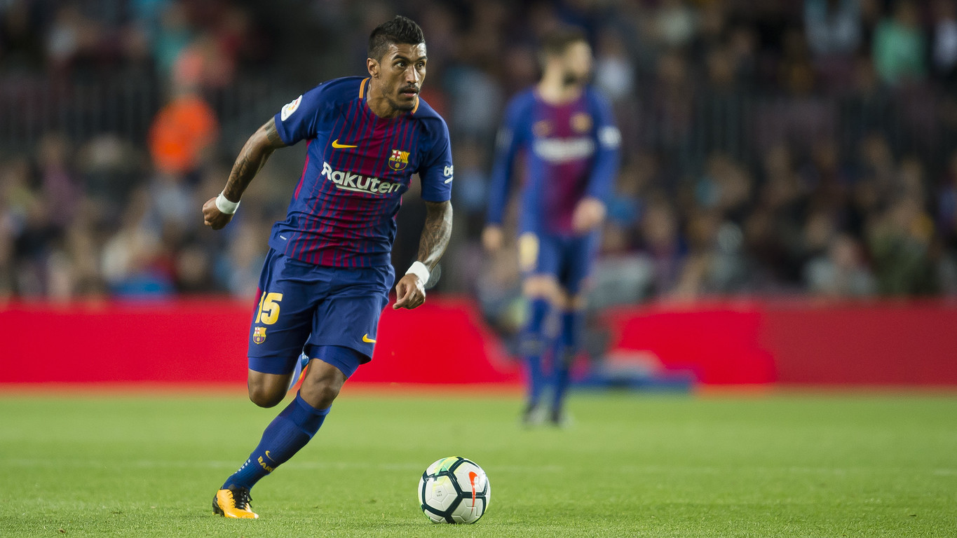 The Barça midfielder is among 30 players vying for the annual prize, which goes to the top Brazilian player playing in Europe