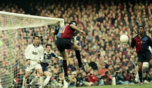 FC Barcelona - Real Madrid (1998-1999) (1 minuto)