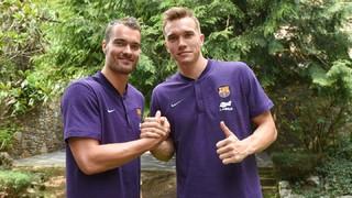 Mortensen - Andersson: La conexión danesa del Barça Lassa