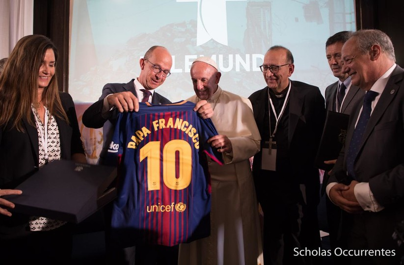 Fundaci The Fc Barcelona Foundation Extend Their Agreement With