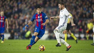 FC Barcelona - Real Madrid (1 minute)