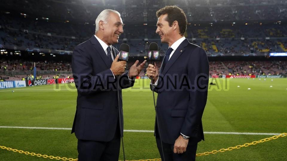 صور مباراة : برشلونة - إنتر ميلان 2-0 ( 24-10-2018 )  101552559