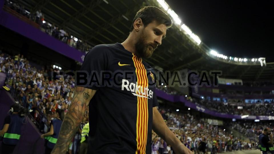 صور مباراة : بلد الوليد - برشلونة 0-1 ( 25-08-2018 )  96768431
