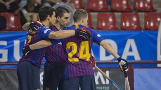 FC Barcelona Lassa 7 - CP Calafell 1