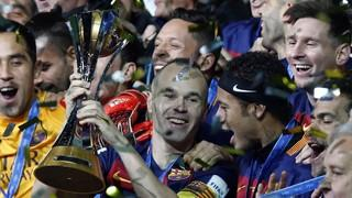 River Plate 0 - FC Barcelona 3 (FIFA Club World Cup 2015-16)