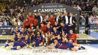 FC Barcelona Lassa – Jaén: Campions de Copa!! (4-3)