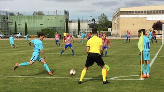 Sporting - Juvenil A: Se escapa la final (2-1)
