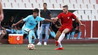 Highlights Terrassa - Barça B (2-1) 1/16 Copa Catalunya 2017/2018