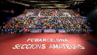 El Club muestra su vertiente polideportiva en la presentación de sus deportes amateurs