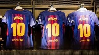La nova equipació del Barça ja està a la venda